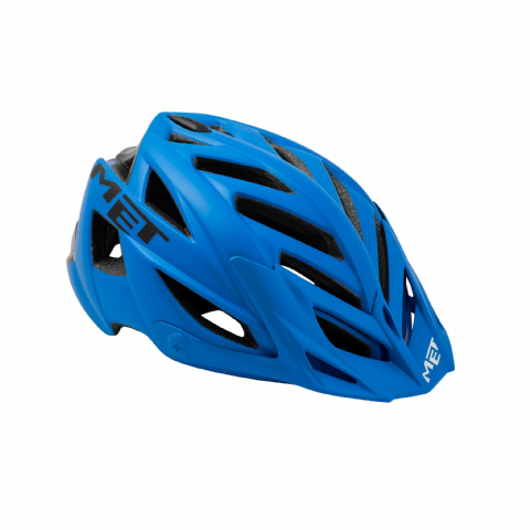 Helmet MET Terra - Blue Black Matt